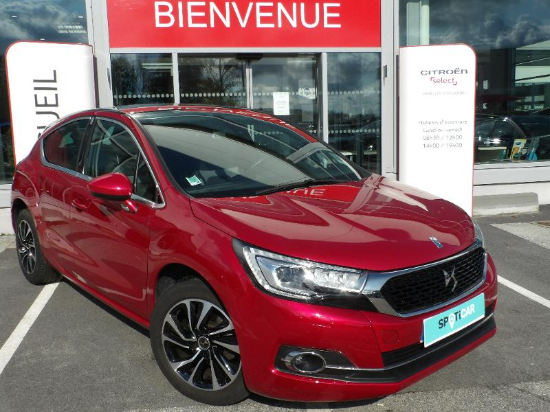 DS DS 4 PureTech 130ch So Chic