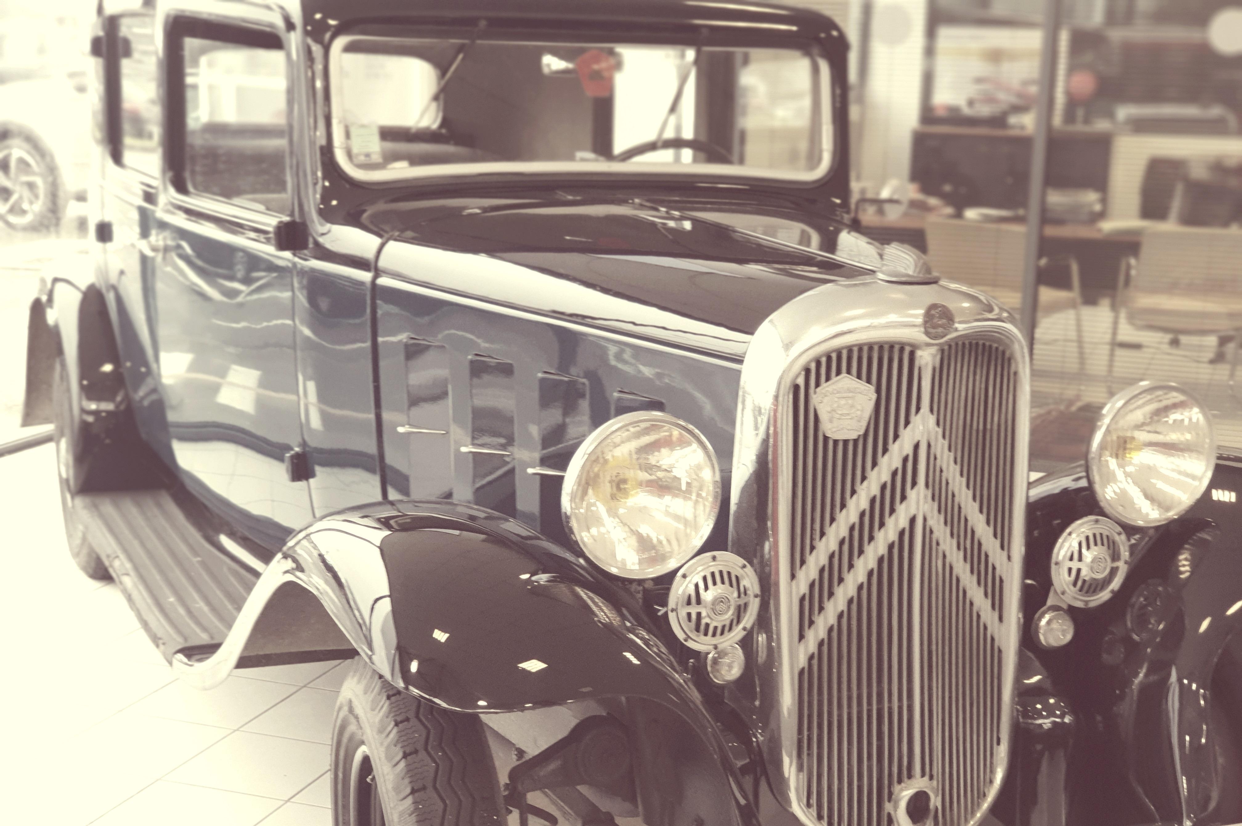 Rosalie de 1932 chez Midi Auto Brest